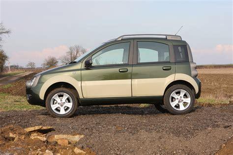 Fiat Panda 4x4 by Fiat Panda 4x4 Review 2005 2010 Parkers