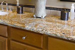 how to add a faux countertop finish diy true value projects With what kind of paint to use on kitchen cabinets for remove sticker from plastic