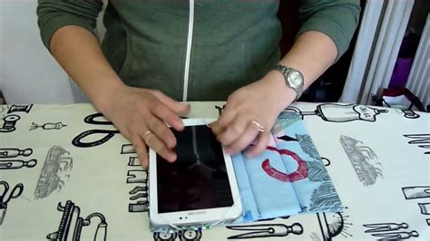 How To Make Cover by How To Make A Tablet Cover