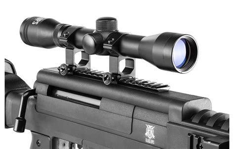 Pack Carabine Black OPS Sniper Tactical 4,5mm 20 Joules ...