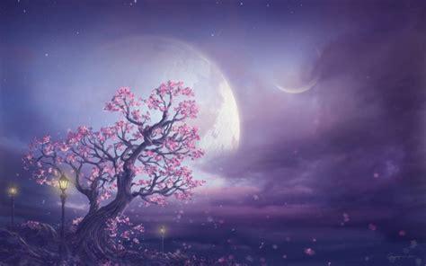 Permalink to Fantasy Moon Wallpaper