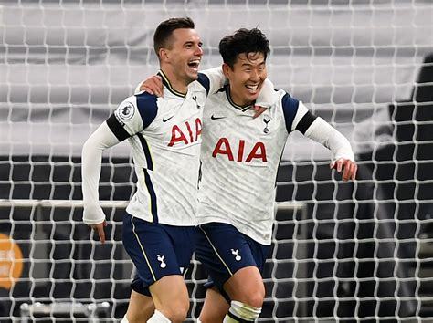 Tottenham vs Man City result: Player ratings as Son Heung ...