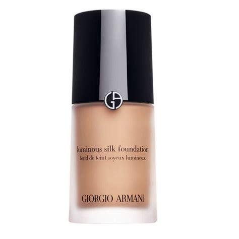 giorgio armani s luminous luminous silk foundation giorgio armani kicks