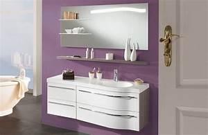 Badezimmer Weiß Grau : badezimmer swing wei hacienda grau von puris m bel letz ihr online shop ~ Markanthonyermac.com Haus und Dekorationen