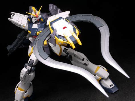 Kit Review Mg 1100 Xxxg01sr Gundam Sandrock Ew No39