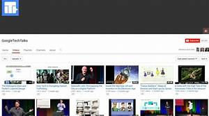 YouTube Channels For Free Web Dev Keynotes & Presentations