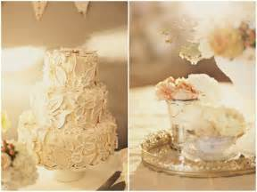 hochzeitstorte vintage vintage wedding filled with roses lace part 2