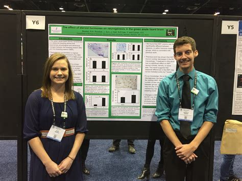 Students Present Research At International Meeting