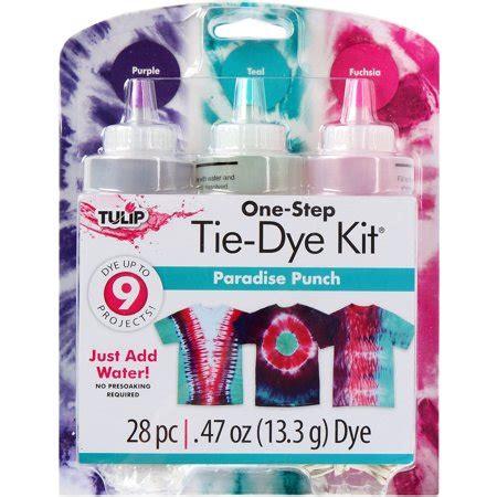 tulip medium tie dye kit paradise punch pk walmartcom