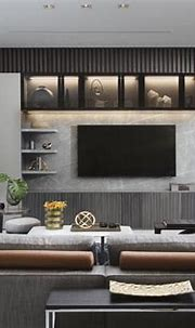 Luxe Waterfront Condo - Residential Interior Design From ...