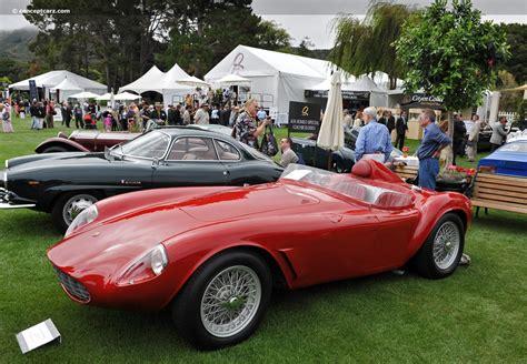 1953 Alfa Romeo 6c 2500s Bucci Special Conceptcarzcom