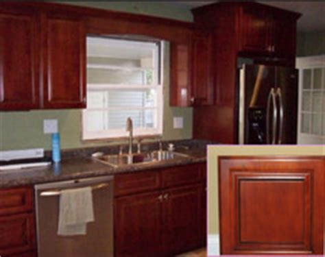 what color of granite goes best with cherry wood