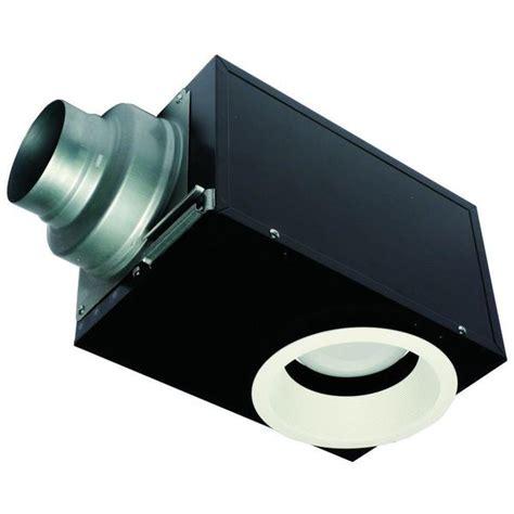 shop recessed  cfm ceiling exhaust bath fan  led