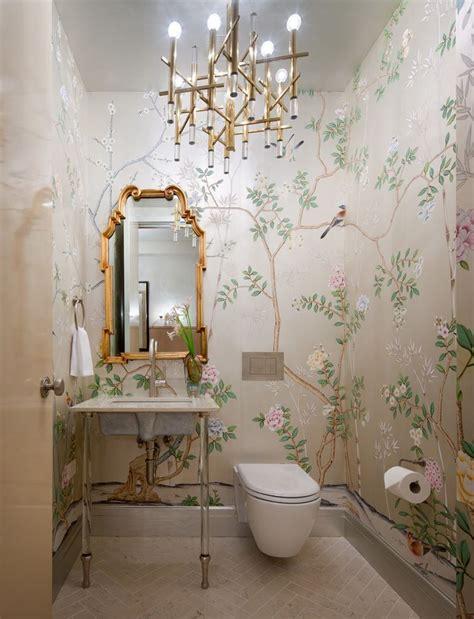 wallpaper bathroom designs bathroom decorating ideas for a small yet stylish design