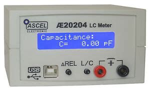 High Precision Meter Kit With Usb