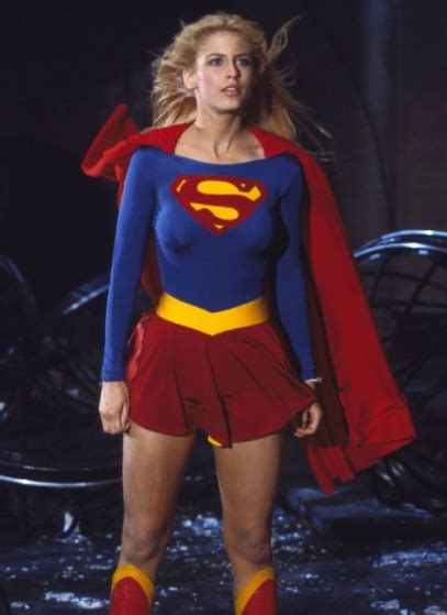 Female Superheroes Supergirl