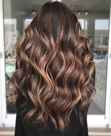 Hairstyles Brown With Highlights by 50 Brown Hair With Highlights Ideas For 2019 Hair
