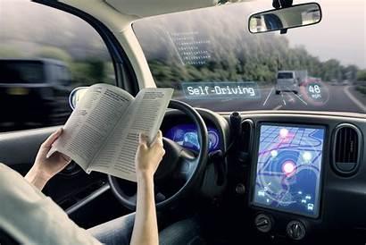 Autonomous Driving Driverless Future Away Far Voestalpine