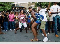 21 Children in Custody After Police Raid Street Dance