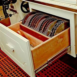 10 Best Table Saw Blade Storage Images On Pinterest