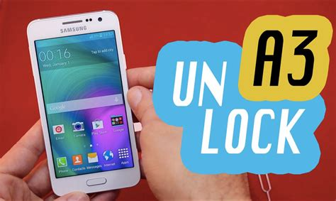 at t unlock my phone how to unlock samsung galaxy a3 by unlock code