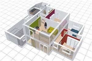 travauxdelamaisonfr le portail de l39immobilier faire With plan maison 3d gratuit 11 logiciel gratuit pour dessiner vos plans de maison en 3d