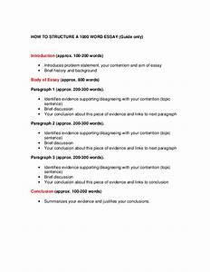 Pdf  1000 Word Essay Guide