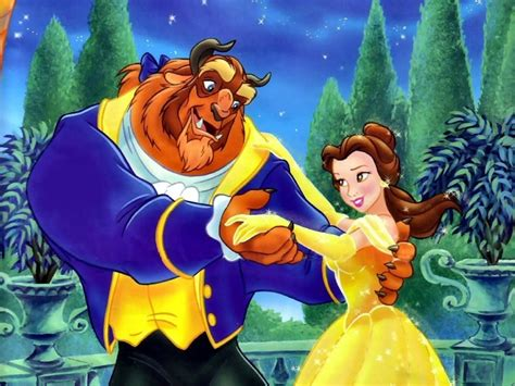 Beauty And The Beast Hd Image Wallpaper For Htc One M9