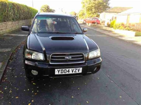 Subaru Forester Turbo For Sale by Subaru Forester Xt 2 0 Turbo 2004 Car For Sale