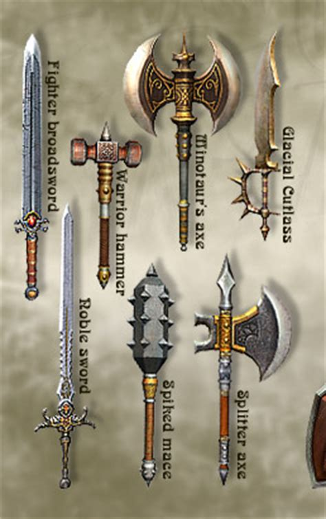 Warrior Weapons Accessory Pack