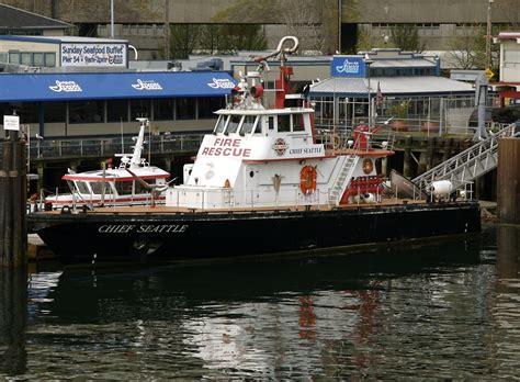 Boat Fire Seattle by File Chief Seattle Fire Boat Jpg Wikimedia Commons