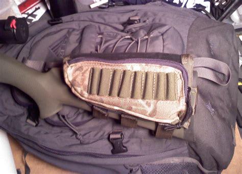 guns gear stuff tactical operations ammo cheek pad review