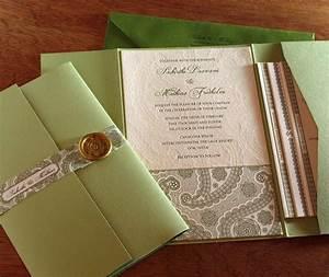 pocket folders for wedding invitation suites invitations With wedding invite folder envelopes
