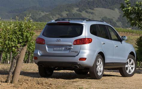 Hyundai Santa Fe Wallpapers by Hyundai Santa Fe Gls Se Limited Free Widescreen