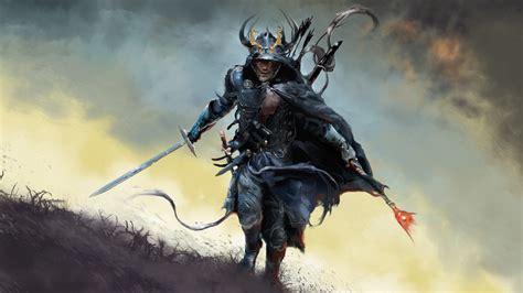 artwork, Sword, Warrior, Fantasy Art, Armor Wallpapers HD ...