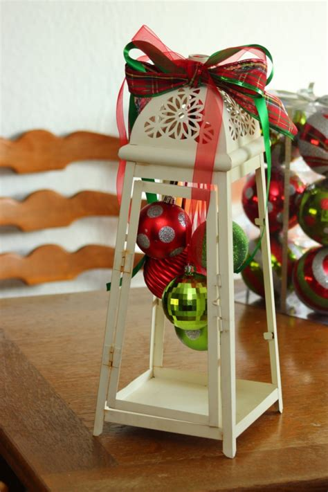 decorating  christmas lanterns adorable home