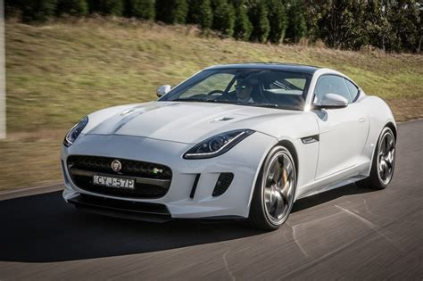 Jaguar Adds Awd To Fearsome F