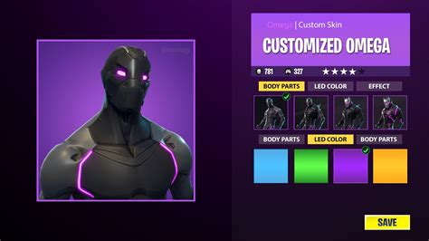How To Unlock Fortnite's Omega Skin