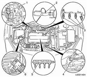 Opel Astra Engine Diagram