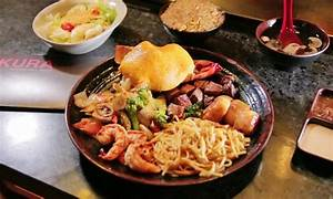Sushi, Teppanyaki, and Thai Food - Sakura Teppanyaki and