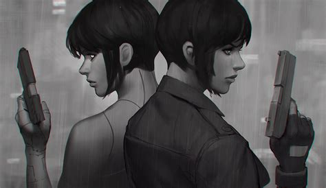 Ghost In The Shell Anime Wallpaper - ghost in the shell hd wallpaper background image