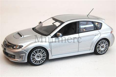 43 Subaru Impreza Wrx Sti Diecast Model