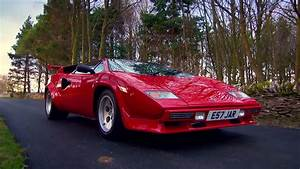 Lamborghini Countach Supercar - James May U0026 39 S Cars Of The People - Bbc