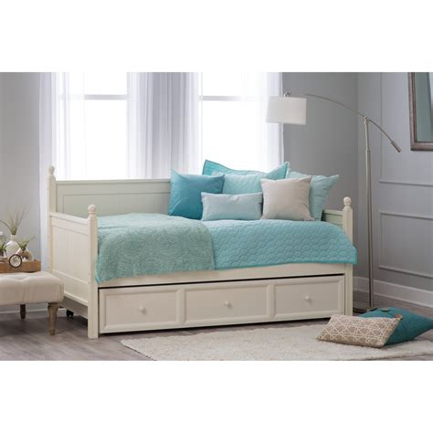 size matress belham living casey daybed white daybeds at hayneedle
