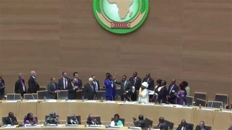 le siege de l ua ethiopie le siège de l 39 union africaine espionné par les