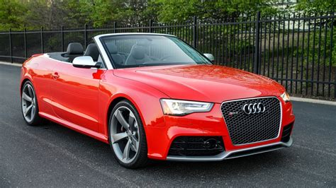 audi rs cabriolet wr tv pov test drive youtube