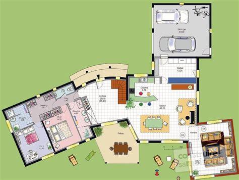 vaste villa dé du plan de vaste villa faire