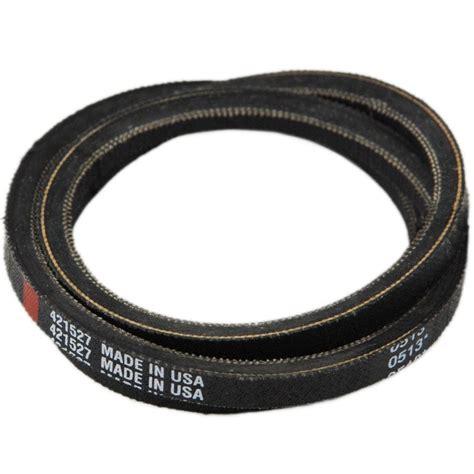 Craftsman Lt2000 Drive Belt by Craftsman Lawn Mower Ground Drive Belt 421527