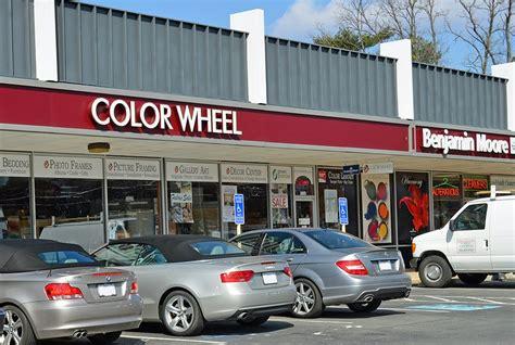 color wheel mclean color wheel 15 photos 19 reviews framing 1374
