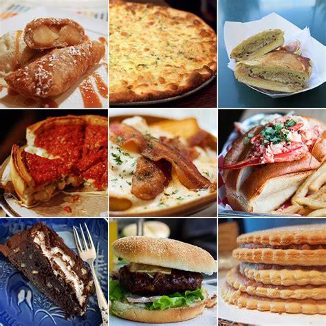 usa cuisine us state foods popsugar food